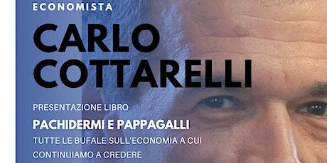 CARLO COTTARELLI- Pachidermi e pappagalli biglietti
