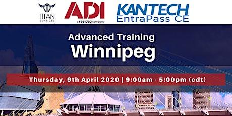 Winnipeg Advanced Kantech Training - ADI tickets