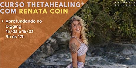 Curso ThetaHealing® Digging ingressos