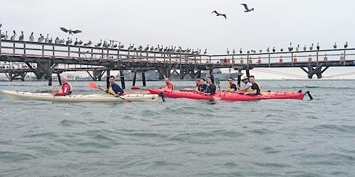 Sea Plane Lagoon Kayak Tour