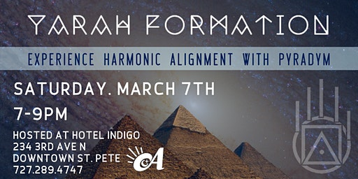 Harmonic Alignment: The Pyradym Saturday Session