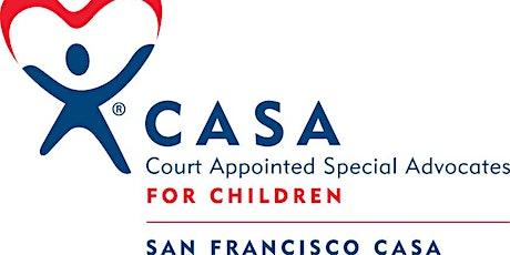 San Francisco CASA Benefit Concert tickets