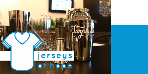 Jersey's of Hope Cocktail Experience