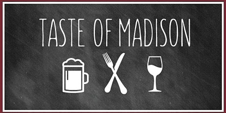 Taste of Madison 2020 tickets