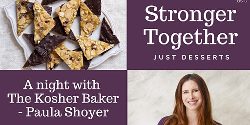Stronger Together: Just Desserts