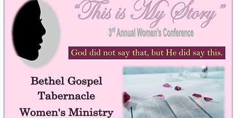 """""""This is My Story"""" Women's Conference 2020 tickets"""