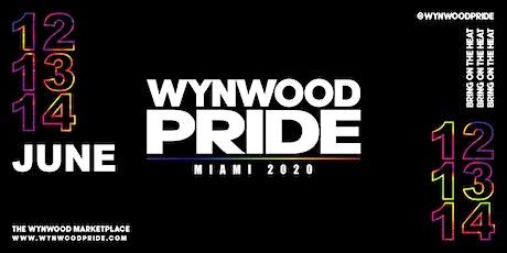 Wynwood Pride 2020  - LGBTQIA+ PRIDE & Music Festival tickets