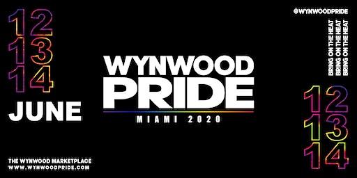 Wynwood Pride 2020  - LGBTQIA+ PRIDE & Music Festival