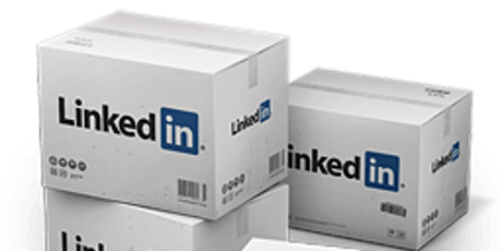 LinkedIn in a Box - April Event tickets