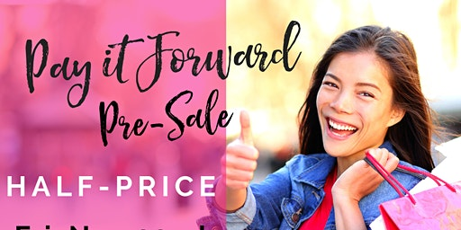 Green Jeans Pay It Forward Half Price Pre-Sale ~ Matthews