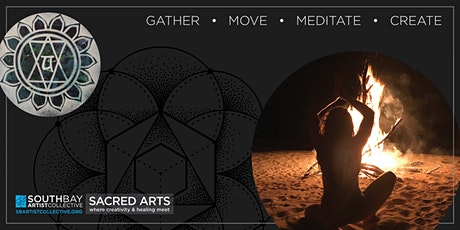 Super Moon Spirit Flow: Yoga|Live Music| Art Making tickets