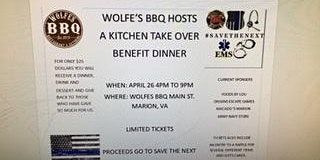 Save the Next Benefit Dinner