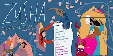 Zusha Purim Festival 5780 tickets