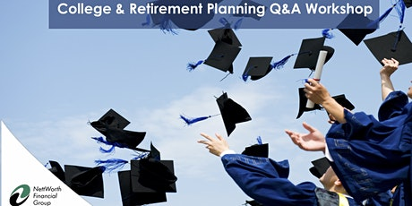 Financial Fitness Series: College & Retirement Planning tickets