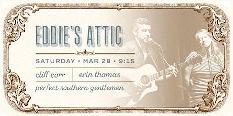 Erin Thomas, Cliff Corr & Perfect Southern Gentlemen tickets