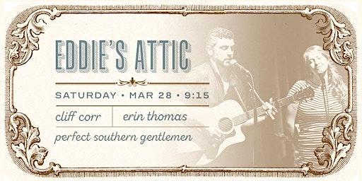 Erin Thomas, Cliff Corr & Perfect Southern Gentlemen