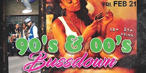 90s & 2000s Bussdown