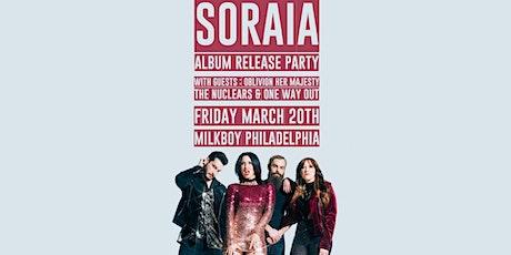 Soraia - Album Release Party tickets