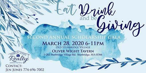 2020 Jones & Jones Realty  Scholarship Gala
