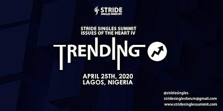 Stride Singles Summit tickets