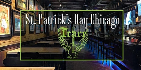 St. Patrick's Day Chicago at Trace tickets