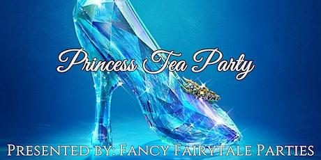 Princess Tea Party with Cinderella tickets