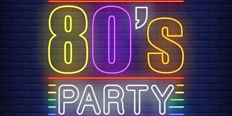 80's Party with DJ DV8 tickets
