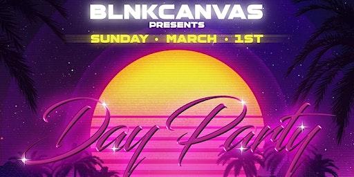BLNK CANVAS Day Party, Bottomless Prosecco & Vibe !