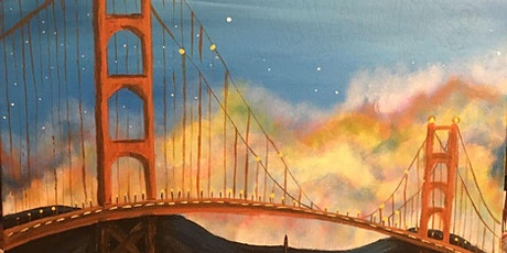 Paint Party - SF Bridge - Multi Session Party tickets