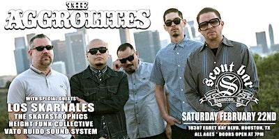 The Aggrolites w/ Los Skarnales, and more