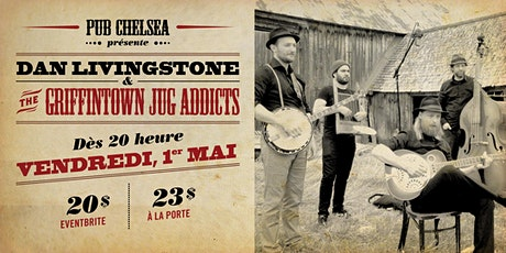 Dan Livingstone & The Griffintown Jug Addicts tickets