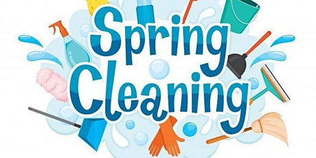 Spring Cleaning - Inside and Out (Calmar) tickets
