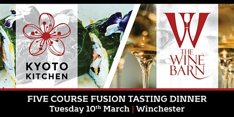 Five Course Fusion Tasting Dinner tickets