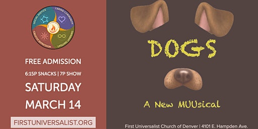 Dogs: A New MUUsical