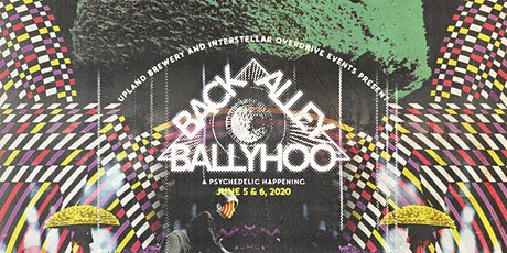 Back Alley Ballyhoo (Psychedelic Music Festival) tickets