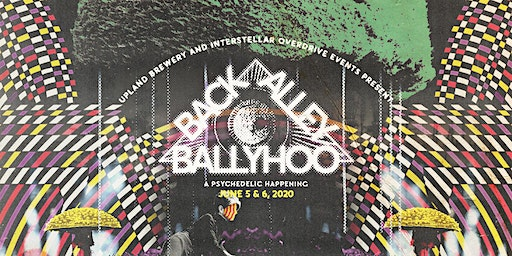 Back Alley Ballyhoo (Psychedelic Music Festival)