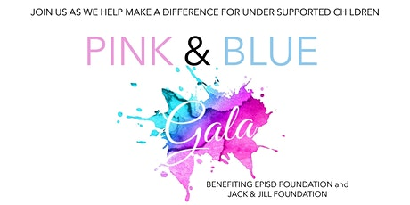 Jack and Jill Pink & Blue Gala tickets
