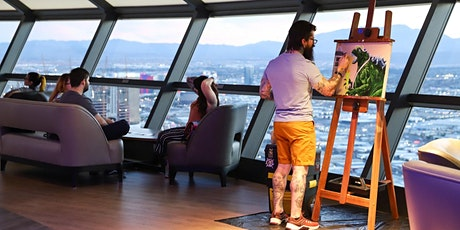 Vegas Made Live Art Auction: 20 artists on the 108th floor of the STRAT! tickets