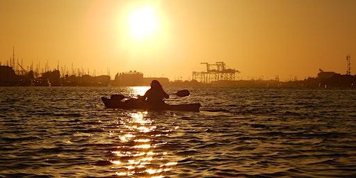 Sunset Kayaking Tour