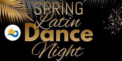 Spring Latin Night Dance