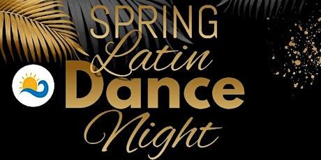 Spring Latin Night Dance tickets