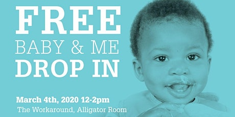 Baby and Me Drop In - Pop Up Lunch Offered by Pomarosa tickets