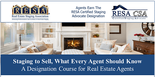 Staging to Sell, What Every Agent Should Know