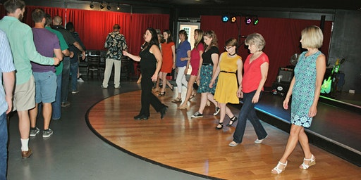 Beginner West Coast Swing Dance Class--4 Wk. Session