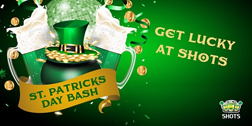 St. Patricks Day Bash at SHOTS Wynwood