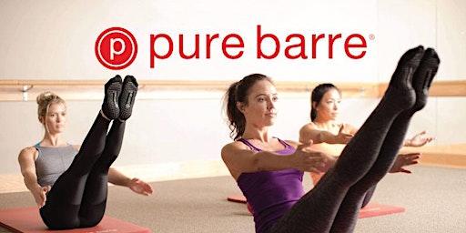 Pure Barre at Braxton Barrel House