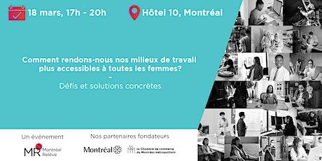 Conférence Montréal Relève 2020 | Hôtel 10 billets