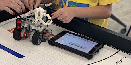 Basic Robotics: 4th-9th Grades tickets