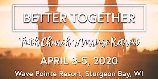 Faith Church Marriage Retreat