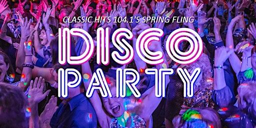 Spring Fling Disco